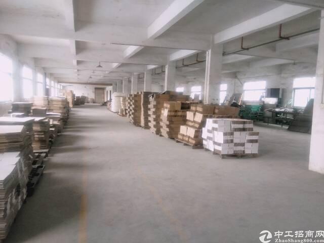 工业园标准厂房分租