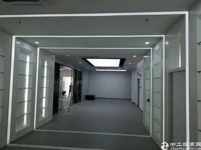 福永地铁口精装修写字楼