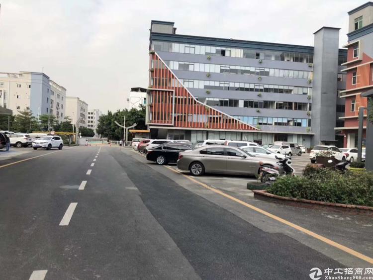 福永独门独院标准厂房1万