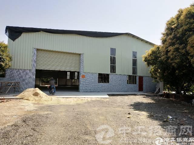塘厦靠观澜钢构小独院1100平方,适合污染行业