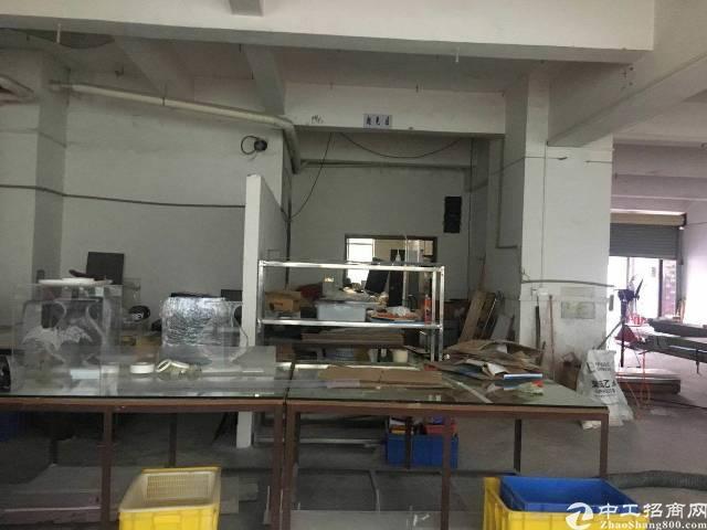 工业园标准厂房一楼出租700