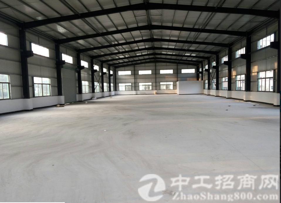大坪新出钢构厂房1000平米出租,价钱好谈!