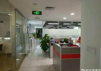 清湖地铁口600米政商中心环境舒适280平图片3