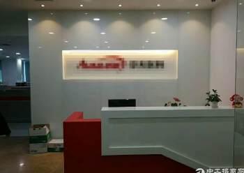 清湖地铁口600米政商中心环境舒适280平图片2