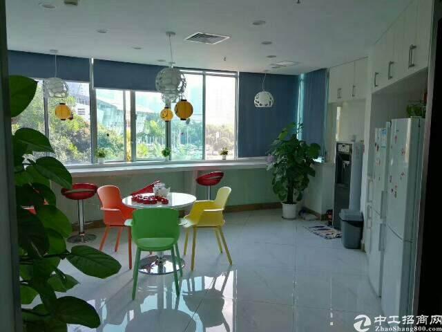 清湖地铁口600米政商中心环境舒适280平图片6
