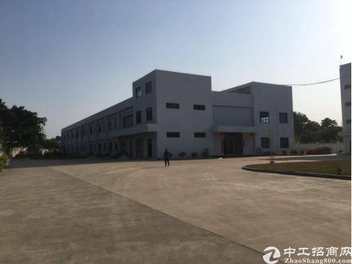 惠州仲恺新区国有/房产 双证齐全厂房 12458 ㎡