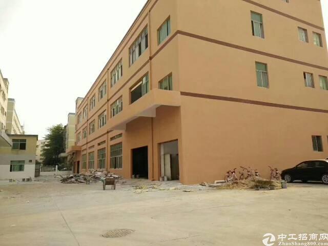 出租沙井沿江高速路口独院厂房5200平米厂房