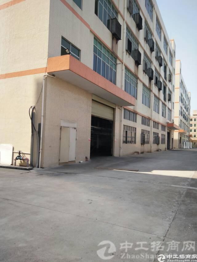 光明新区新出独门独院14000平米带装修厂房出租靠近龙大高速