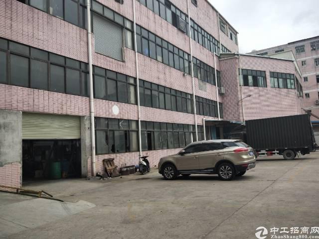 清溪浮岗新出标准厂房三楼面积800平米