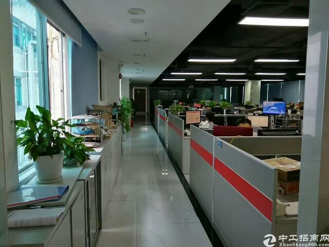 清湖地铁口600米政商中心环境舒适280平图片5