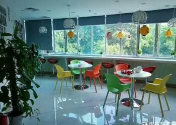 清湖地铁口600米政商中心环境舒适280平图片4
