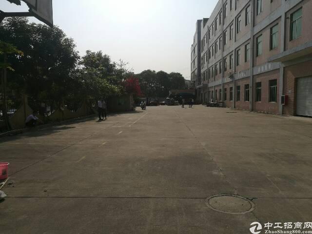 原房东实际面积300平现成装修办公室 坪山 中心