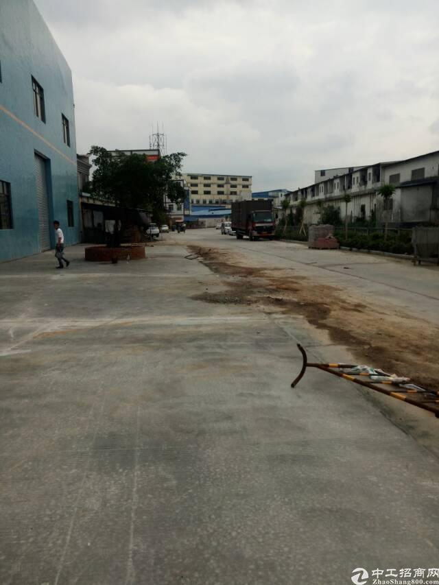 广东省广州市新塘镇瑶田错新出全新厂房15000高度6米