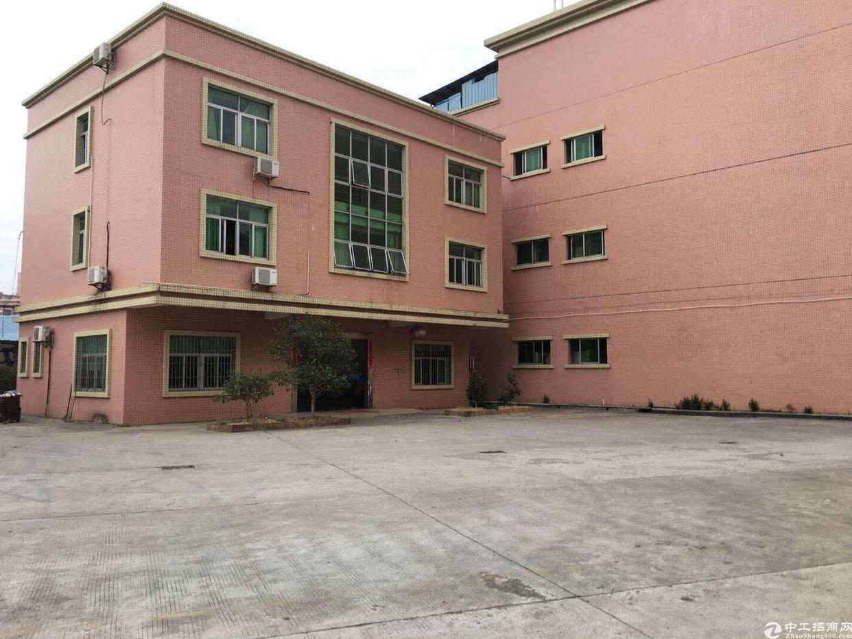 新出标准独院厂房共9200平方带有红本