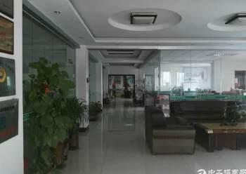 万江总站附近3-4层现成豪华装修写字楼可分租一层图片1