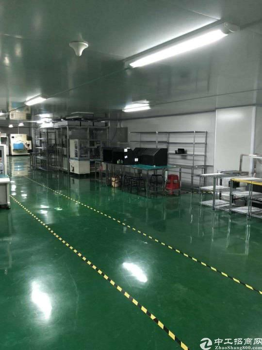 福永和平新出原房东厂房在无尘车间2500平-图8