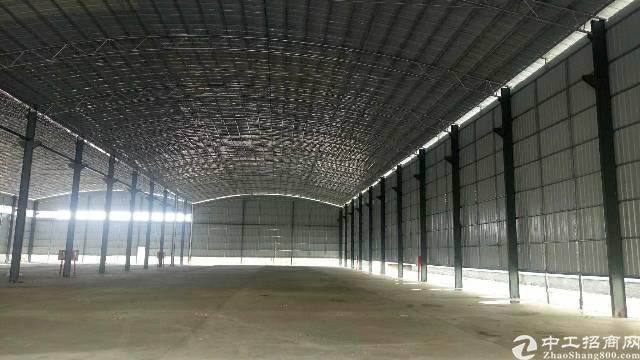 高埗镇经典小独院4400平可分成2个厂房