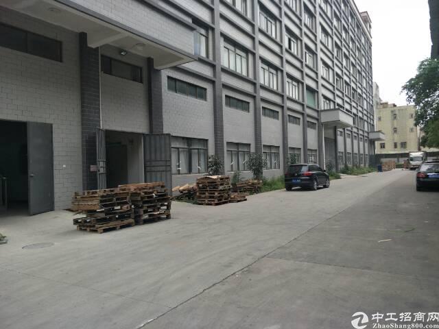 东莞市东部工业区带红本厂房出售