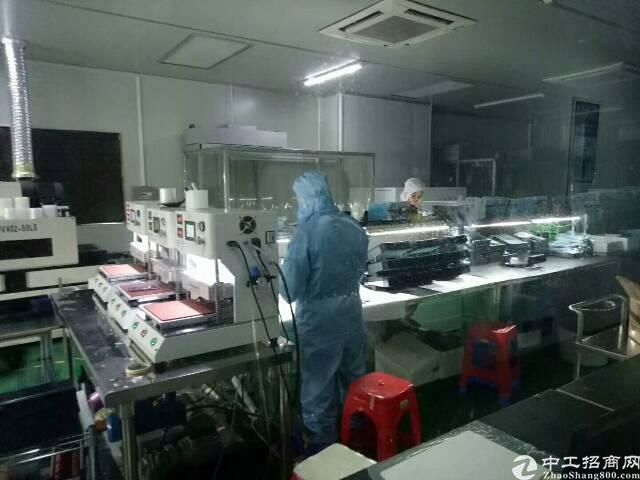 福永1200平方厂房出租带装修