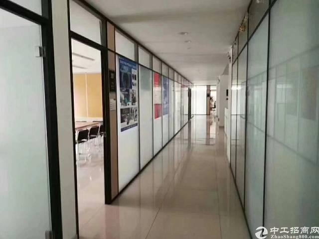 深圳龙华区独院红本厂房16000平带喷淋可签10年