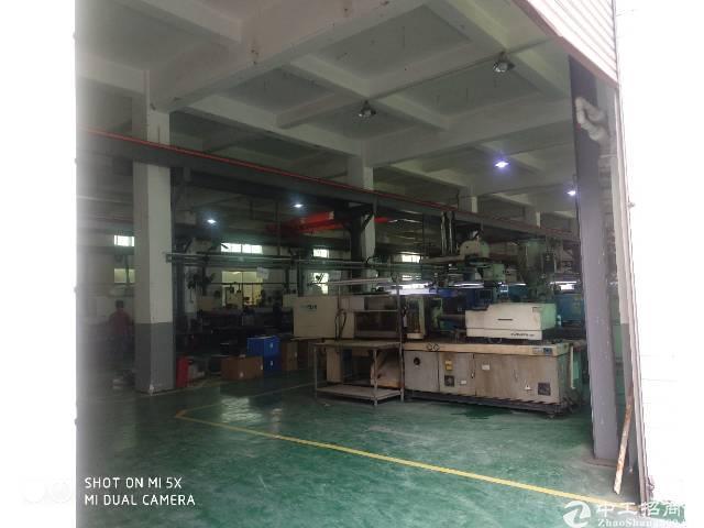 燕罗塘新出标准厂房一楼7米高面积1900平方,出租