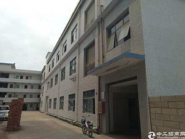 长安镇沙头新出独院厂房1~3楼5400平方,带精装修