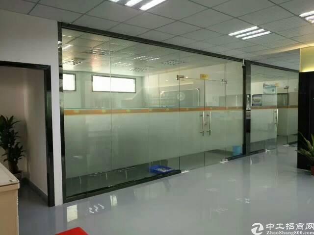 福永地铁口带装修2000平出租