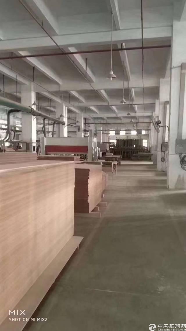 松岗  罗田龙大 南光高速出口旁红本厂房2.5万平方
