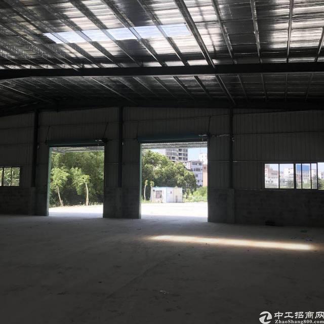 惠州新出独门独院3000平厂房