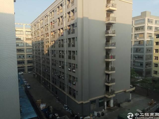 固戍航城工业区3楼2300平米