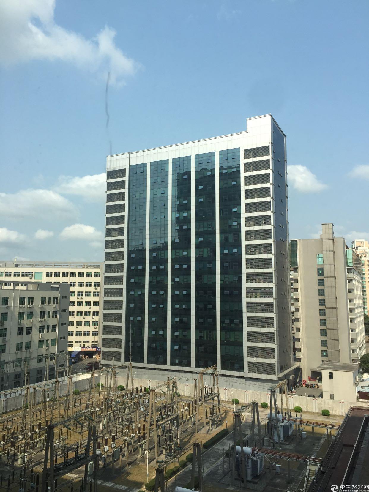 美兰商务中心1000平米写字楼出租
