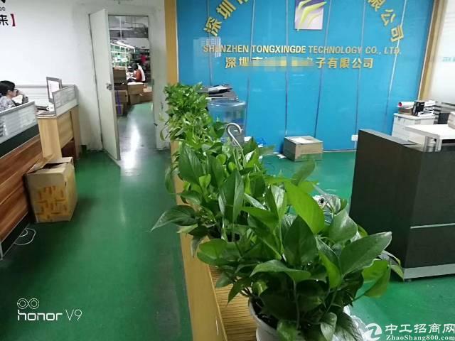 福永塘尾工业园整层1800平米厂房出租-图2