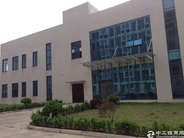 一栋两万平方米的厂房,楼层高5层,已装修好,有国土证,