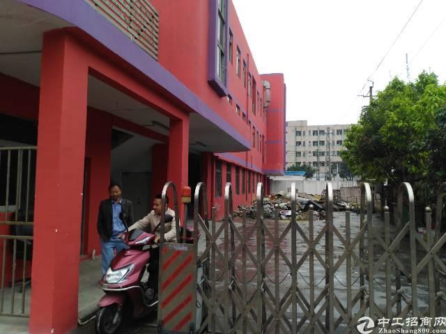 沙井衙边新出独门独院4200平方厂房-图2