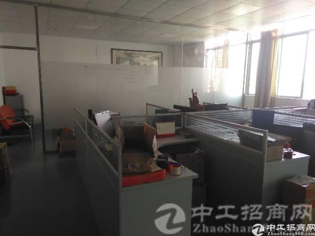 龙华汽车站华明路580㎡标准厂房,现成吊机口!!