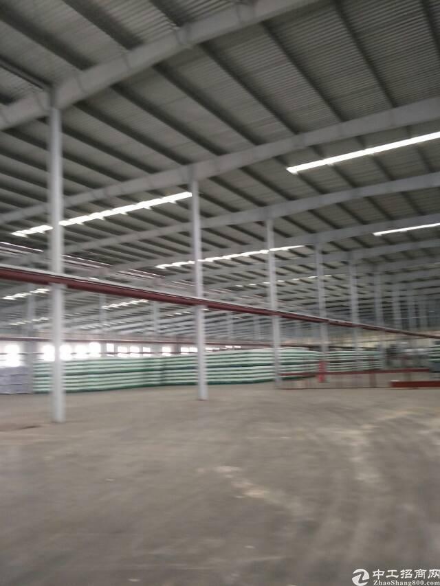 标准钢结构厂房形象好,空间大,交通方便适合各行各业