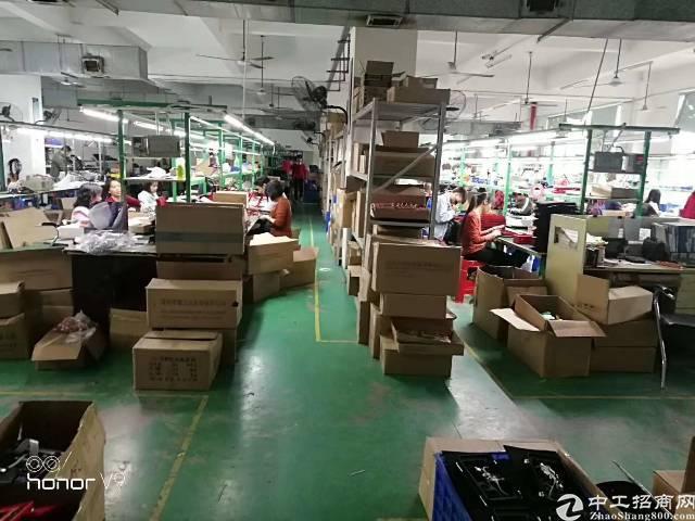 福永塘尾工业园整层1800平米厂房出租-图4