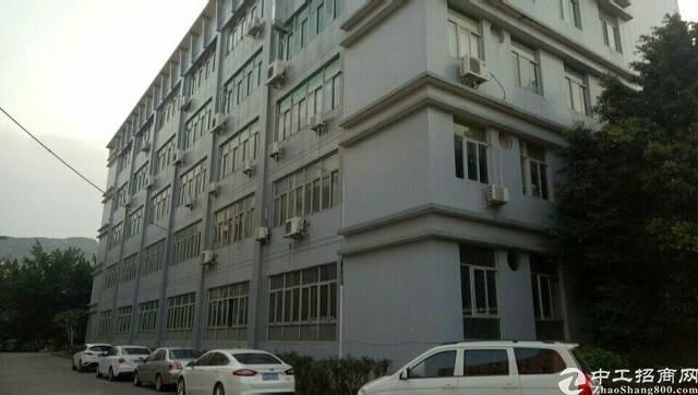 福永沿江高速出口楼上650平米带装修厂房出租-图3