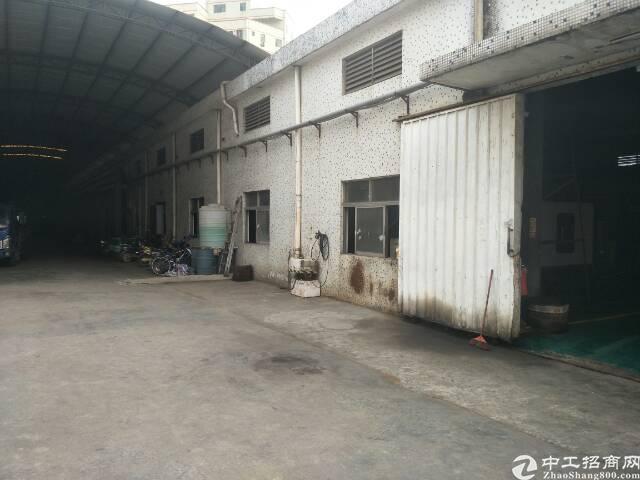 公明李松浪3500平米独院钢构出租