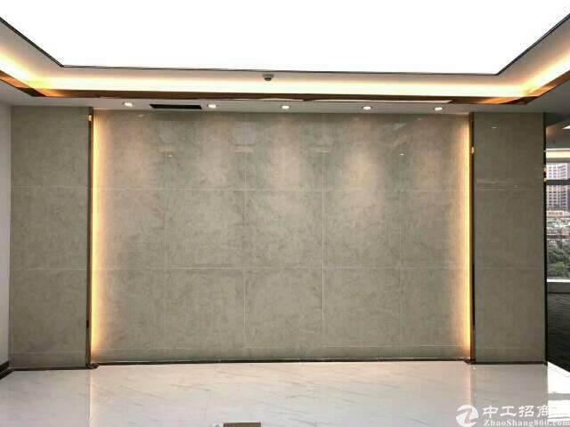 清湖地铁口粤商中心中执广场 物业直租图片2