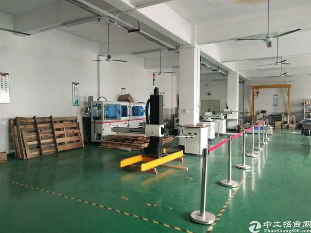 福永高新科技园1000平方厂房出租。