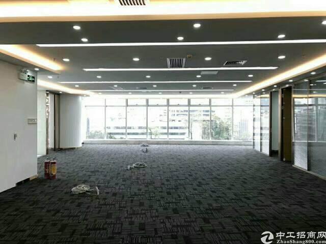 清湖地铁口粤商中心中执广场 物业直租图片8
