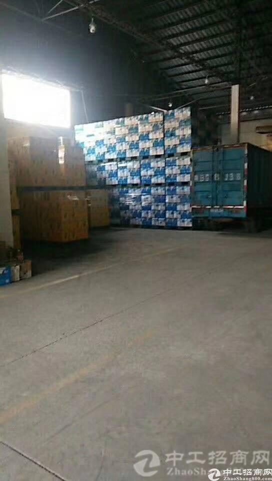 龙华清湖地铁口500米新出一楼2200㎡仓库,物流物流物流