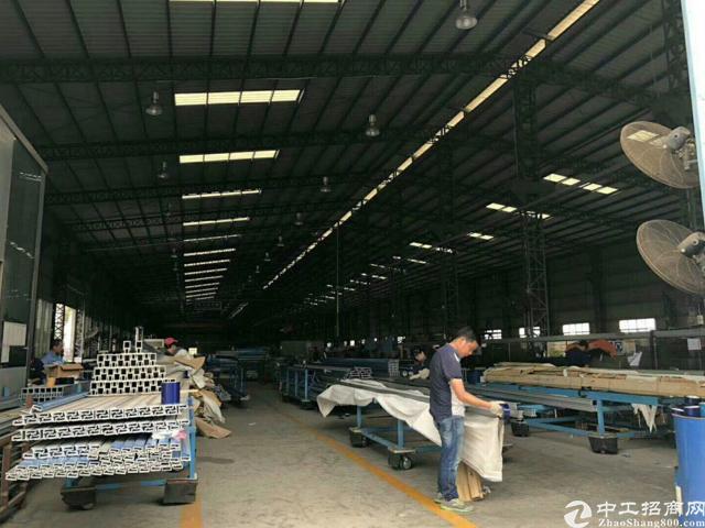 福永新出钢结构厂房15,000平方出租
