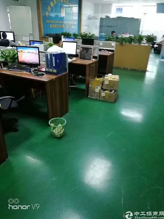 福永塘尾工业园整层1800平米厂房出租-图3
