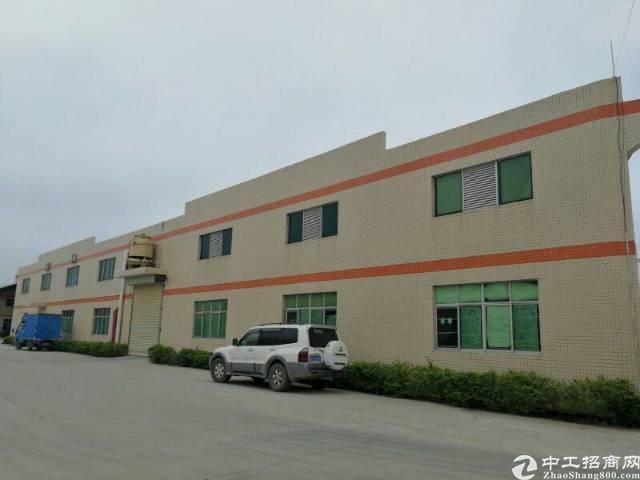 惠阳三和经齐区钢构厂房8800平方,行业不限
