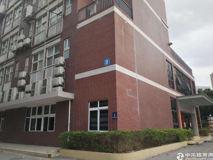 福龙路出口,独栋厂房,单层2000平,可分层租