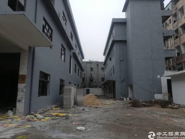 黄江镇标准独门独院4500平方,交通便利,招工方便