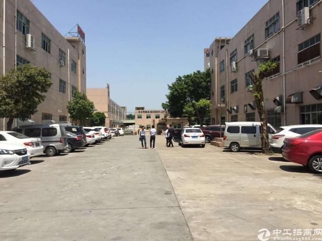 清溪三中整层1400平米精装修厂房出租