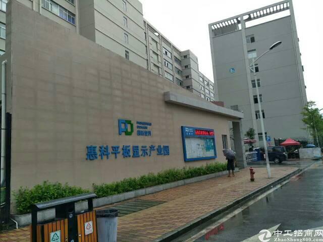 龙华福龙快线和机荷双高速出口旁6100平方米厂房招租